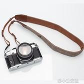 相機肩帶掛脖復古民族風微單單反減壓攝影背帶 洛小仙女鞋