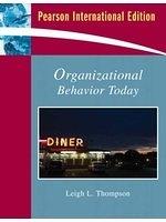 二手書博民逛書店《Organizational Behavior Today》