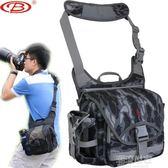 寶羅攝影包單肩單反照相機包60D 700d 5d3斜跨戶外迷彩專業igo『潮流世家』