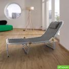 《DFhouse》超值好康!五段式三折休閒躺椅 休閒椅 折疊椅 涼椅 透氣 台灣製造 免組裝.