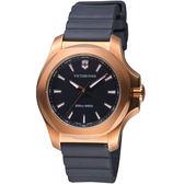 VICTORINOX SWISS ARMY瑞士維氏I.N.O.X.V前衛個性腕錶  VISA-241808 黑