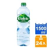 法國 富維克Volvic 天然礦泉水 1500ml (12入)x2箱【康鄰超市】