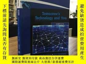 二手書博民逛書店Tomorrow`s罕見Technology and You(明天的科技和你)Y163 Beekman, Ge