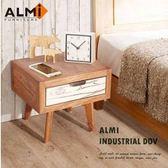 ALMI DOCKER VINTAGE-BEDSIDE 1 DRAWER 床頭櫃