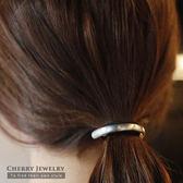簡約大方金屬髮束 10320【櫻桃飾品】【10320】