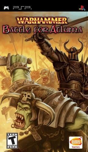 PSP Warhammer WarCry: Battle for Atluma 戰鎚:戰鬥的阿特瑪(美版代購)