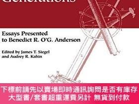 二手書博民逛書店Southeast罕見Asia Over Three GenerationsY255174 James T.