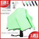 【限量-買一送一】40吋自動黑膠傘-遮光/遮雨_折疊傘 / 晴天雨天一把搞定-自動傘-晴雨傘+1