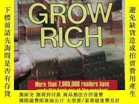 二手書博民逛書店think罕見and grow richY246305 見圖 見