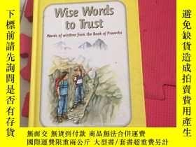 二手書博民逛書店Wise罕見Words to TrustY267886 ISBN