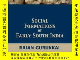 二手書博民逛書店Social罕見Formations Of Early Sout