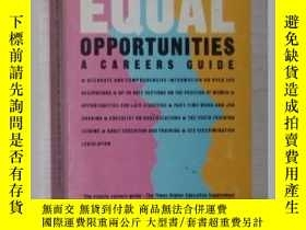 二手書博民逛書店原版罕見Equal Opportunities - a Care