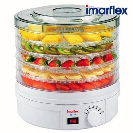 日本伊瑪五層式低溫烘培溫控乾果機 IFD-2502
