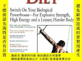 二手書博民逛書店The罕見Warrior Diet Switch on Your