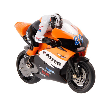 2.4G遙控摩托賽車  遙控車玩具【藍星居家】