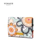 VENUCO小錢包女短款2019新款小清新折疊薄學生韓版可愛簡約零錢包