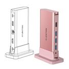 [2美國直購] LENTION 擴展塢 CB-D53 100W 4K HDMI 兼容MacBook Pro、Mac Air、Surface