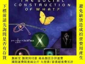 二手書博民逛書店The罕見Social Construction Of What?Y256260 Ian Hacking Ha