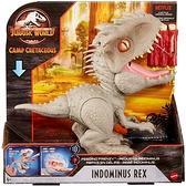 Mattel 美泰兒 侏羅紀世界 白堊紀 瘋狂進食 帝王暴龍 Q版 TOYeGO 玩具e哥