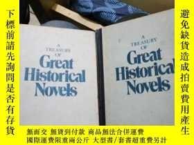 二手書博民逛書店A罕見Treasury of Great Historical