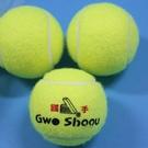 一般網球 國手 硬式網球 練習球/一包12個入(定30) 硬式練習網球 壁球