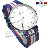 valentino coupeau PARIS 范倫鐵諾 異國風情 英倫情人 指針錶 防水手錶 中性錶 女錶 男錶 V61349BRW銀