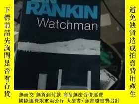 二手書博民逛書店lanrankin罕見watchman 蘭蘭金守望者Y15389