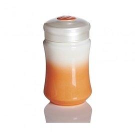 【收藏天地】乾唐軒活瓷系列*微笑曲線隨身杯 白橘款 ∕按摩 舒緩 碧璽 電氣石 養生 健康