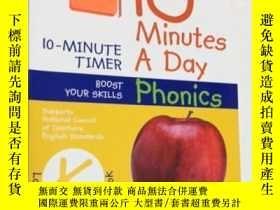 二手書博民逛書店10罕見Minutes a Day: Phonics K DKY343790 Dorling Kindersl