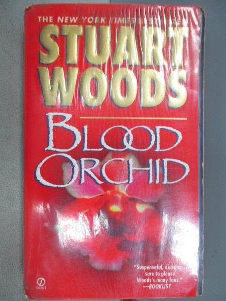 【書寶二手書T2/原文小說_FRQ】Blood Orchid_Stuart Woods