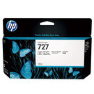 HP B3P23A 亮光黑墨水匣 727