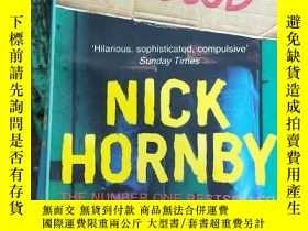 二手書博民逛書店英文原版How罕見to be GoodY85735 NICK HORNBY 不祥 出版2001