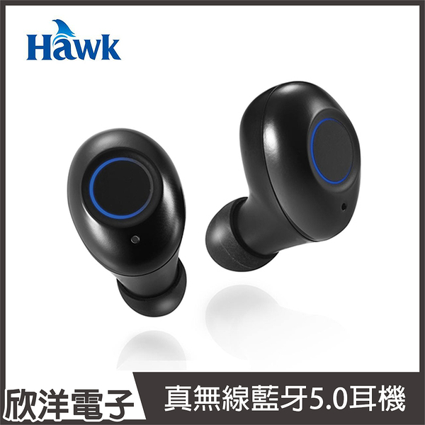 Hawk W4真無線藍牙5.0耳機麥克風 (03-HTW400)