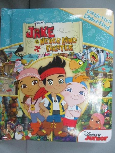 【書寶二手書T5/兒童文學_JBY】Jake and the Never Land Pirates_Disney Junior (Firm)