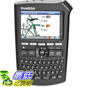[美國直購] Franklin BES-4110-01 Electronic Spanish English Learner 外語學習機