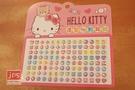 Hello Kitty 凱蒂貓 造型56對耳貼 熊熊 952828
