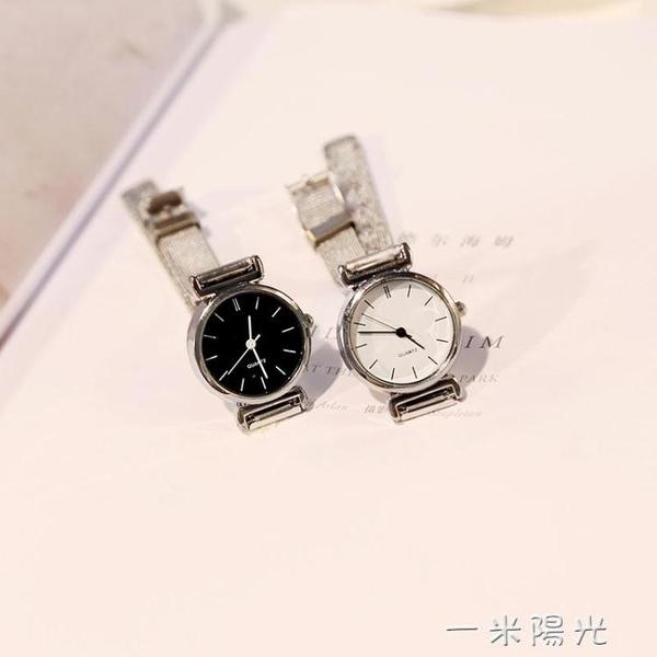 風小眾文藝森系女學生韓版簡約潮流手錶氣質學院風女錶