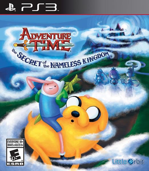 PS3 探險活寶:無名王國的秘密 -英文美版- Adventure Time: The secret of the nameless kingdom