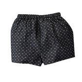 奇哥 防水透氣學習褲2-3歲(男童短褲)-黑