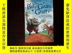 二手書博民逛書店THE罕見BILLY GOATS GRUFFY239696 Cy