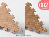 NO.002【本富地墊專家】30AI無毒無味啟發墊 (咖米色)--遊戲墊.巧拼地墊.運動墊.床墊睡墊