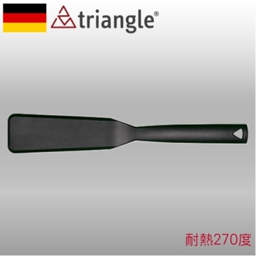 【南紡購物中心】《德國Triangle三角牌》耐熱270度不沾鍋窄邊平煎鏟 79.139.15.01