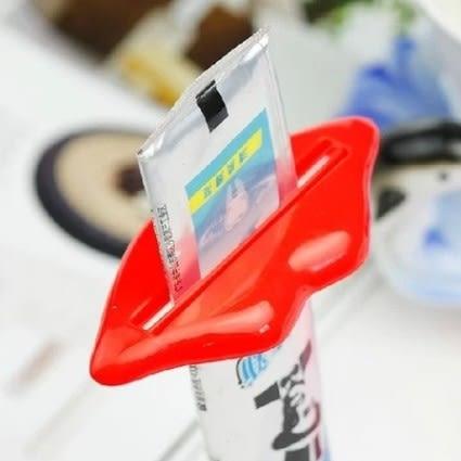 嘴唇擠牙膏器 / 多用擠壓器牙膏伴侶 單個 (隨機色) 5元