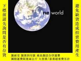 二手書博民逛書店One罕見WorldY362136 Peter Singer Yale University Press, 2