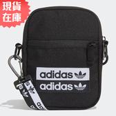【現貨】ADIDAS FESTIVAL BAG 側背包 休閒 潮流 黑【運動世界】EJ0975