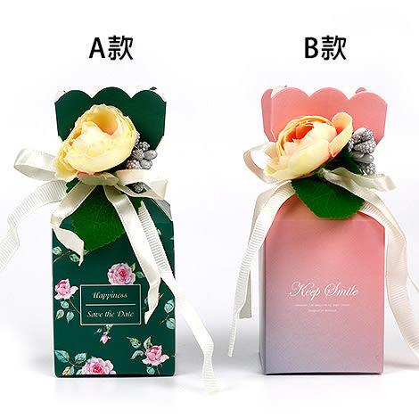 幸福婚禮小物❤DIY花樣喜糖盒❤迎賓禮/二次進場/活動小禮物/送客禮/喜糖盒