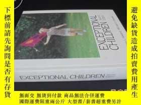 二手書博民逛書店EXCEPTIONAL罕見CHILDREN 特殊兒童Y5919