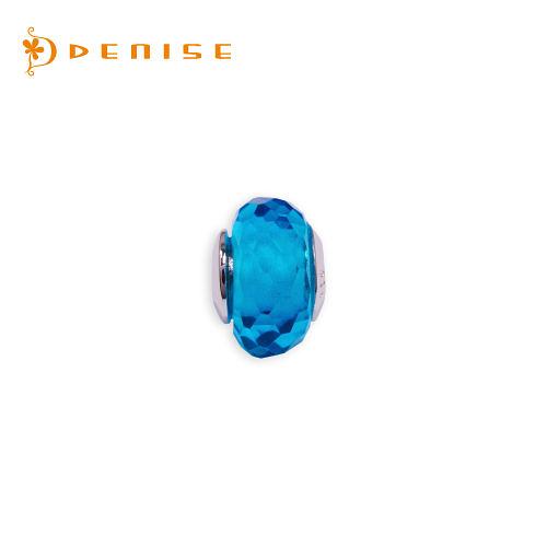 925純銀「沁藍」夢幻百變手鍊-珠墜系列銀飾/珠寶銀飾禮品/情人禮物
