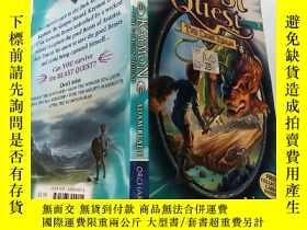 二手書博民逛書店The罕見gorgon hound:蛇發犬Y200392