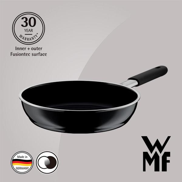 德國WMF Fusiontec 平底煎鍋 24cm (黑色)